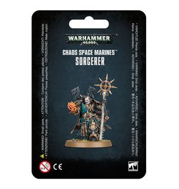 Games-Workshop Chaos Space Marines Sorcerer