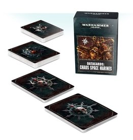 Games-Workshop Datacards: Chaos Space Marines 2 (Eng)