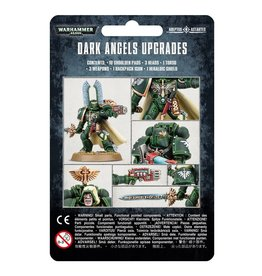 Games-Workshop Dark Angels Upgrades