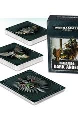 Games-Workshop Datacards: Dark Angels (English)