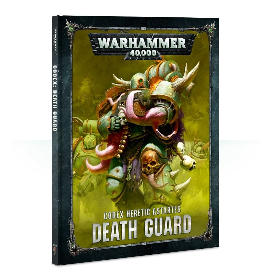 Games-Workshop Codex: Death Guard  (English)