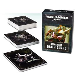 Games-Workshop Datacards: Death Guard (English)