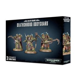 Games-Workshop Death Guard Deathshroud Bodyguard