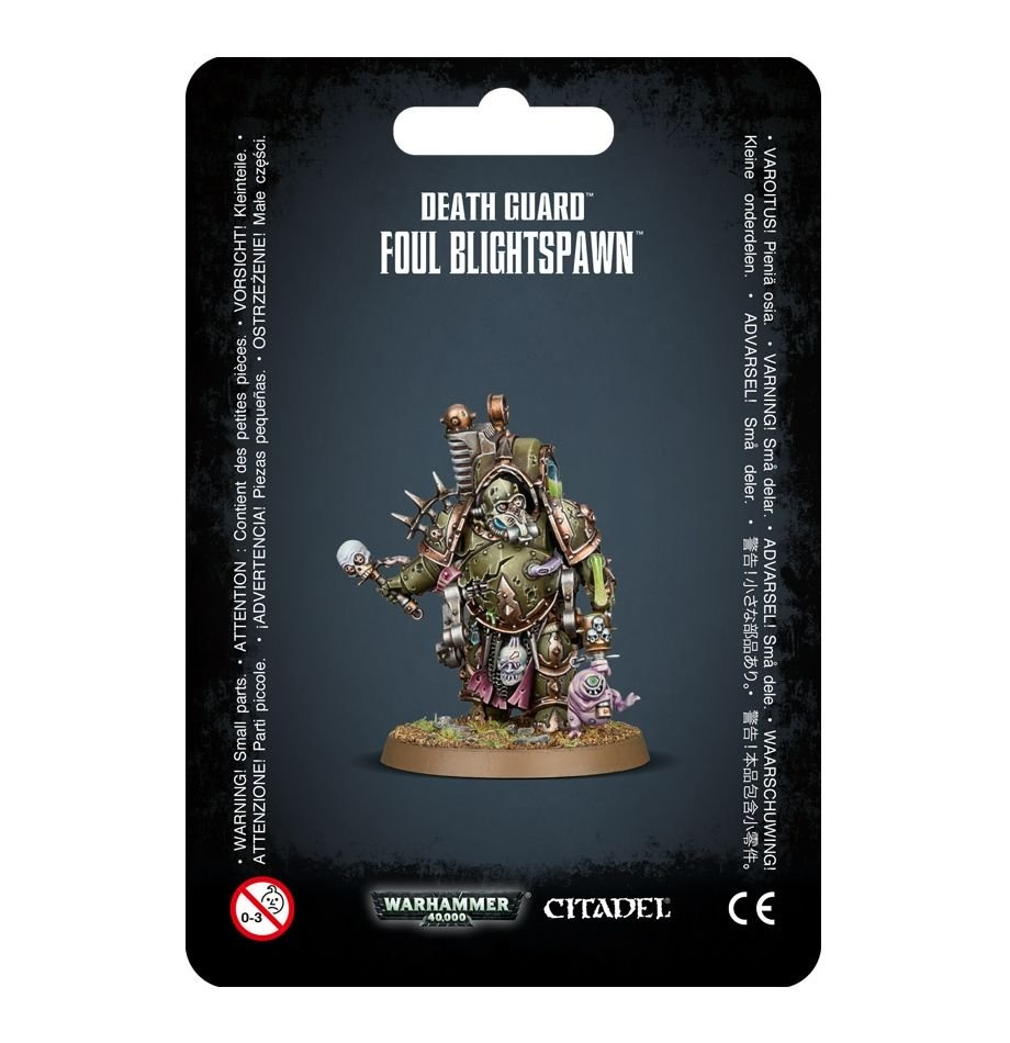 Games-Workshop Death Guard Foul Blightspawn