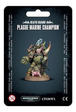 Games-Workshop Death Guard Plague Marine Champion