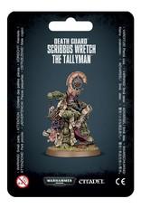 Games-Workshop Death Guard Scribbus Wretch The Tallyman