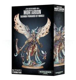 Games-Workshop Death Guard Mortarion: Daemon Primarch Of Nurgle