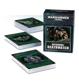 Games-Workshop Datacards: Deathwatch (English)