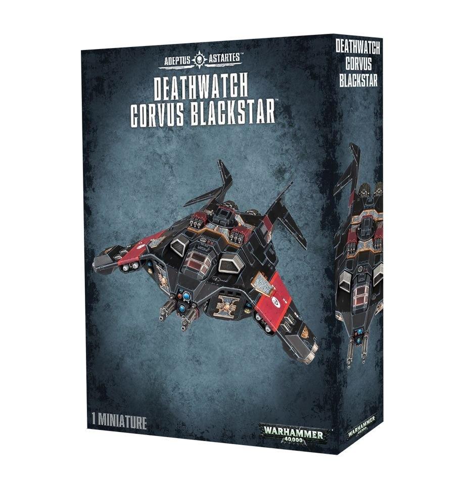 Games-Workshop Deathwatch Corvus Blackstar