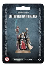 Games-Workshop Deathwatch Watch Master