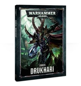 Games-Workshop Codex: Drukhari (English)
