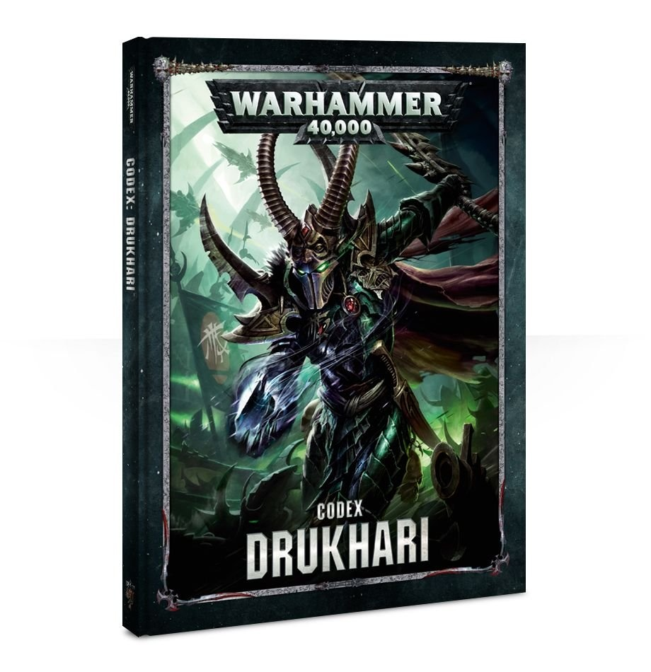 Games-Workshop Codex: Drukhari (English)