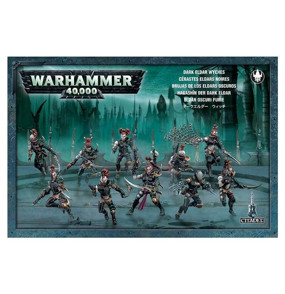 Games-Workshop Dark Eldar Wyches