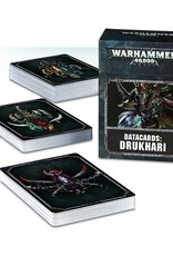 Games-Workshop Datacards: Drukhari (English)