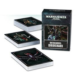 Games-Workshop Datacards: Drukhari (English)