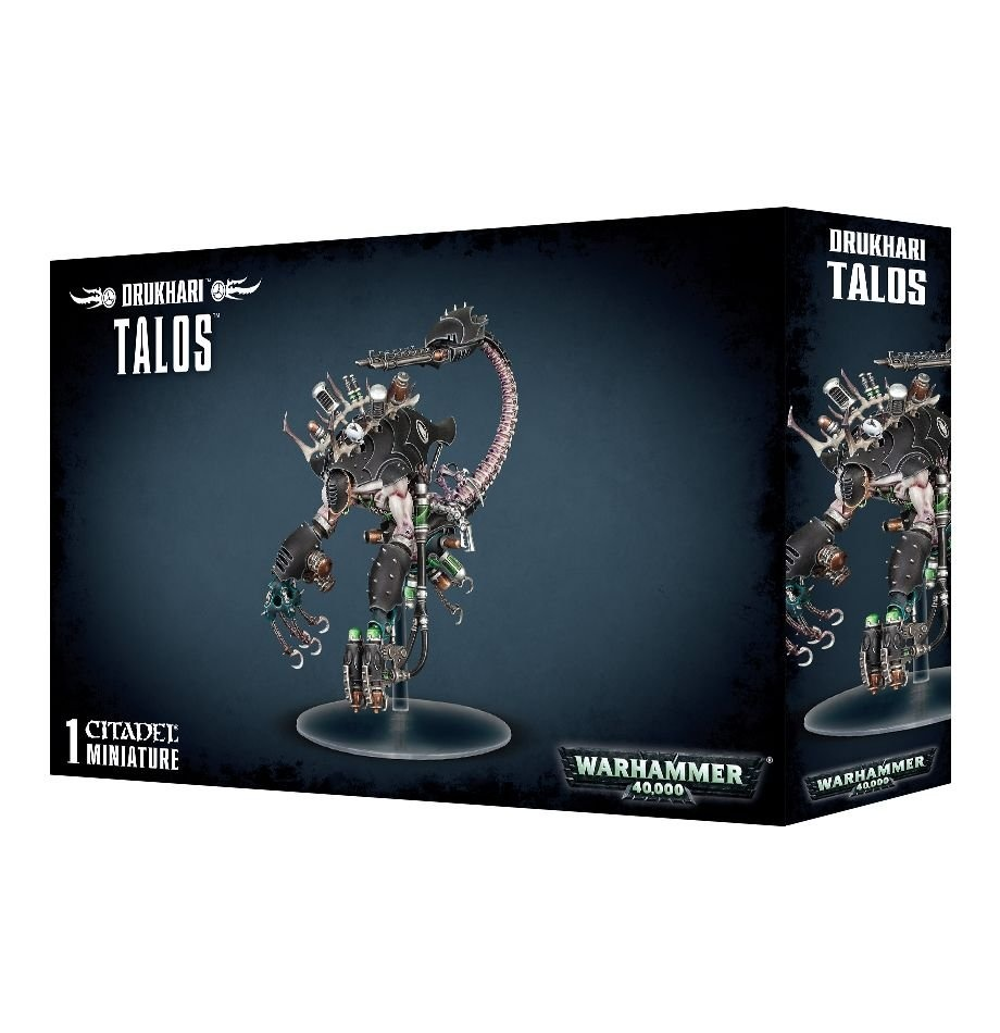 Games-Workshop Drukhari Talos