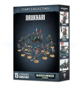Games-Workshop Start Collecting! Drukhari