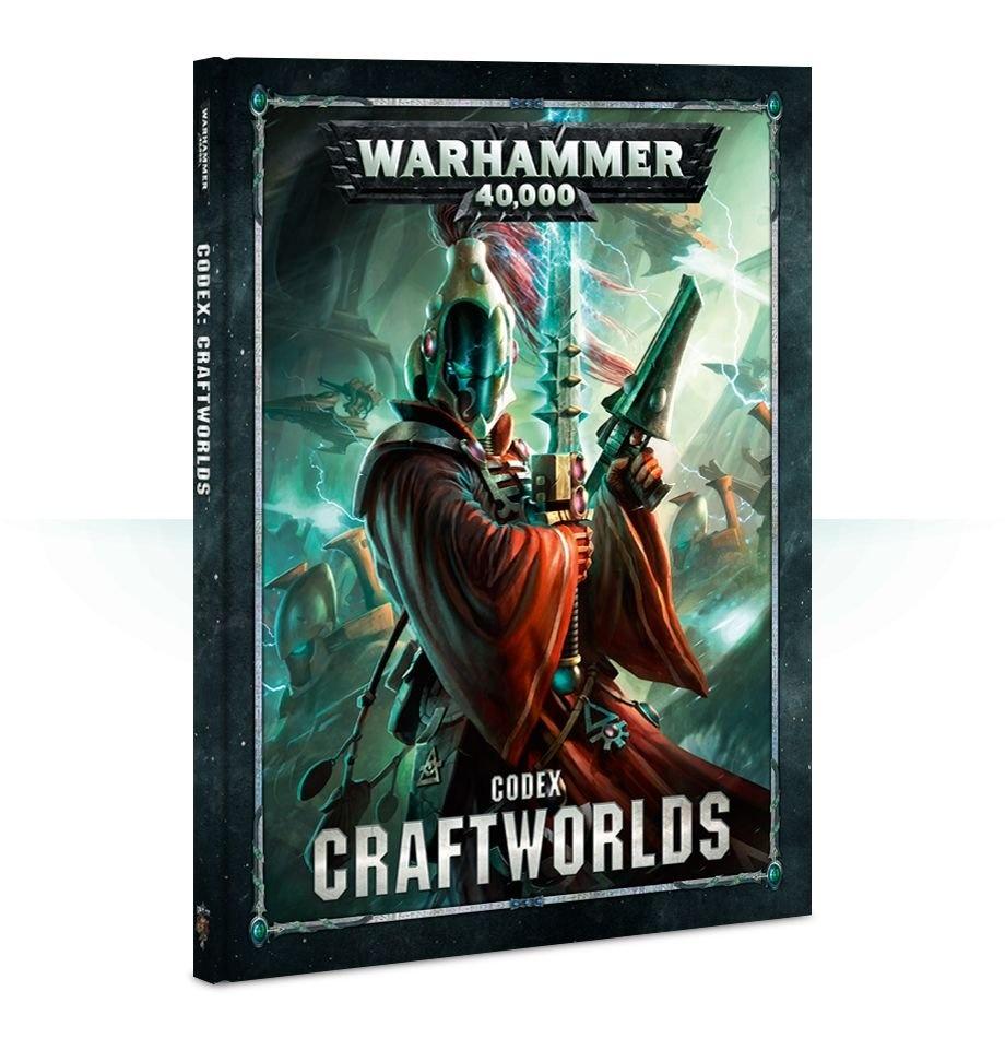 Games-Workshop Codex: Craftworlds (English)