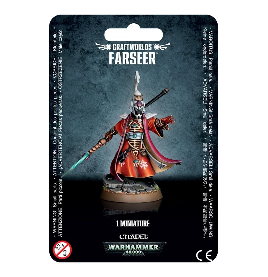 Games-Workshop Craftworlds Farseer