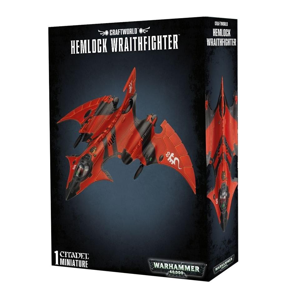 Games-Workshop Craftworlds Hemlock Wraithfighter