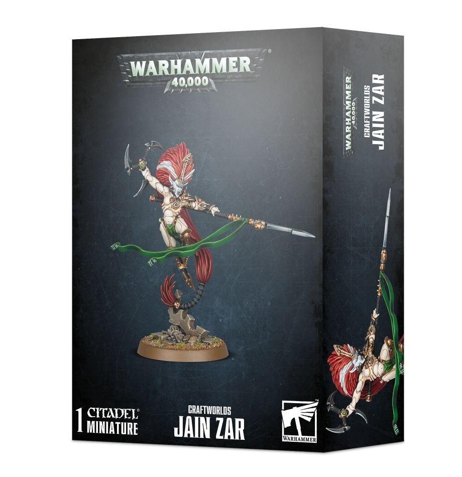 Games-Workshop Craftworlds Jain Zar
