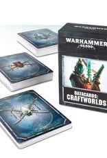 Games-Workshop Datacards: Craftworlds (English)