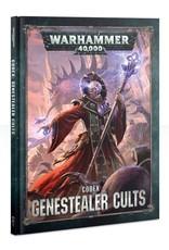 Games-Workshop Codex: Genestealer Cults (English)