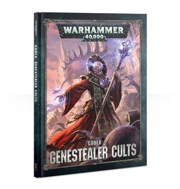 Games-Workshop Codex: Genestealer Cults (English)