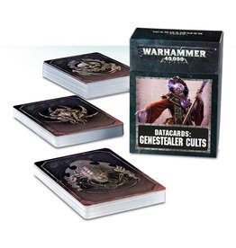Games-Workshop Datacards: Genestealer Cults (English)