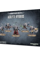 Games-Workshop Genestealer Cults Acolyte Hybrids