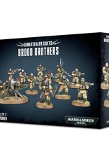 Games-Workshop Genestealer Cults Brood Brothers