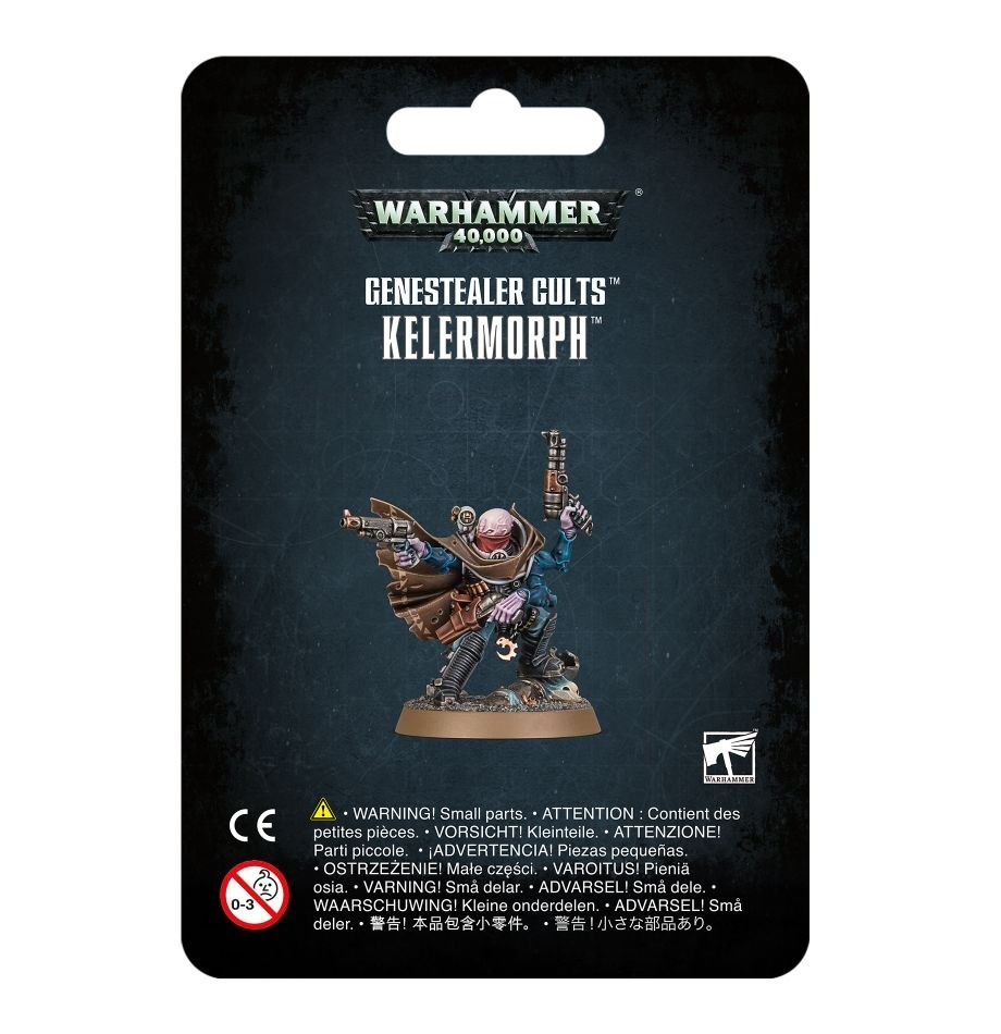 Games-Workshop Genestealer Cults Kelermorph