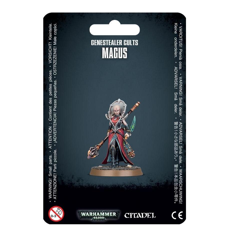 Games-Workshop Genestealer Cults Magus