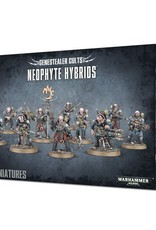 Games-Workshop Genestealer Cults Neophyte Hybrids