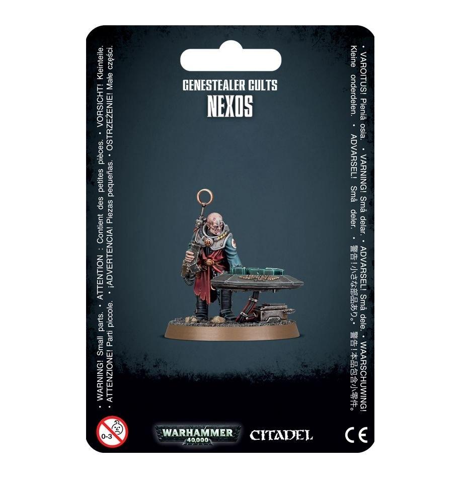 Games-Workshop Genestealer Cults Nexos