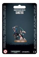 Games-Workshop Genestealer Cults Sanctus