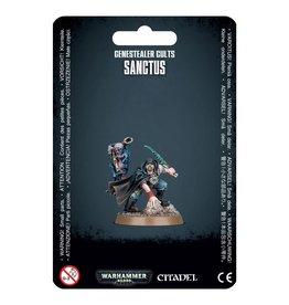 Games-Workshop Genestealer Cults Sanctus