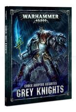 Games-Workshop Codex: Grey Knights (English)