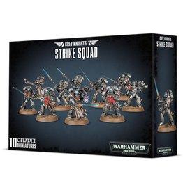 Games-Workshop Grey Knights Strike Squad