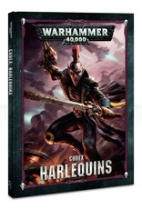 Games-Workshop Codex: Harlequins (English)