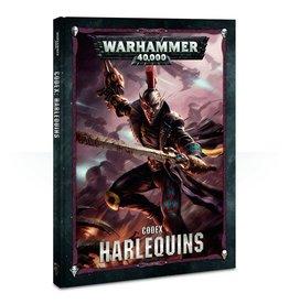 Games-Workshop Codex: Harlequins (English)