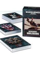 Games-Workshop Datacards: Harlequins (Eng)