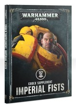 Games-Workshop Codex: Imperial Fists (English)