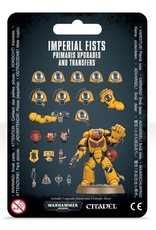 Games-Workshop Imperial Fists Primaris Upgrades & Trnfs
