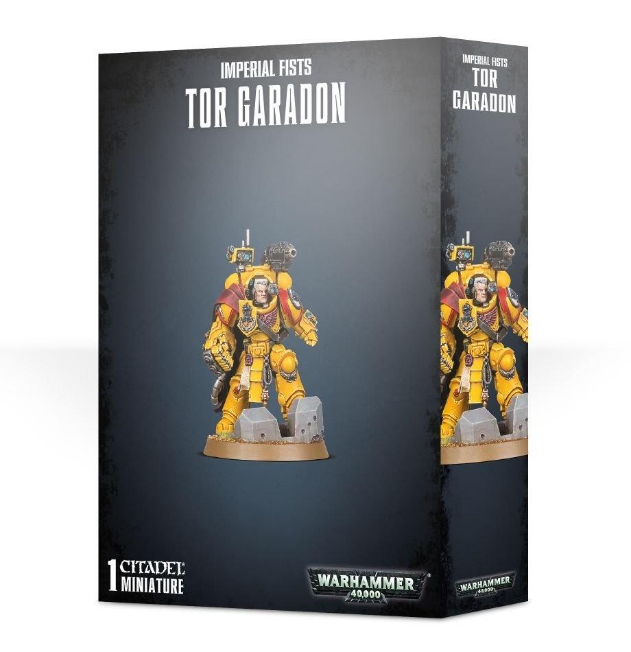 Games-Workshop Imperial Fists Tor Garadon