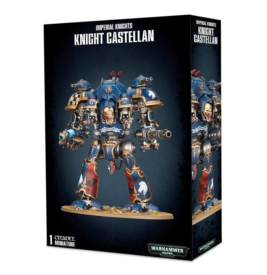 Games-Workshop Imperial Knights: Knight Castellan