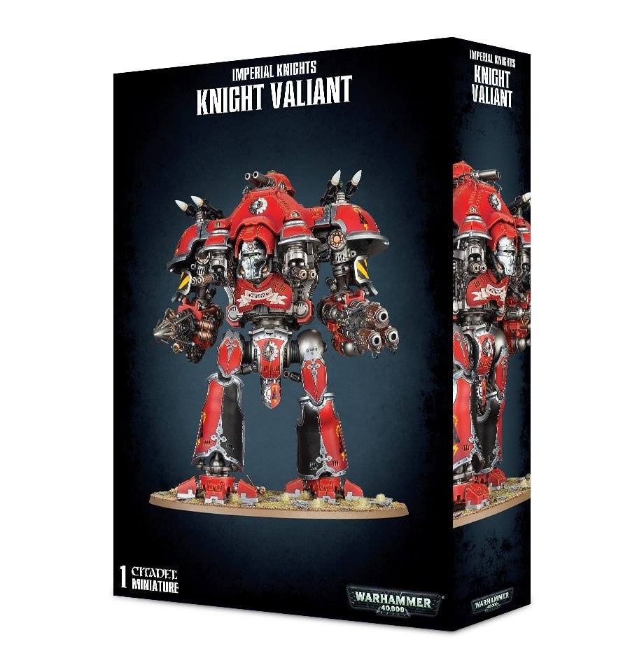 Games-Workshop Imperial Knights: Knight Valiant