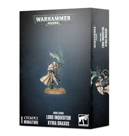 Games-Workshop Lord Inquisitor Kyria Draxus
