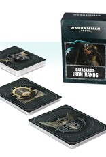 Games-Workshop Datacards: Iron Hands (English)