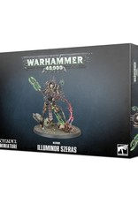 Games-Workshop Necrons Illuminor Szeras